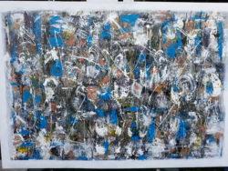 Œuvre de l'artiste Mickael Doum