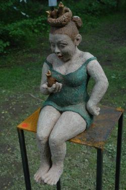Œuvre de l'artiste Anne-Charline Rondas