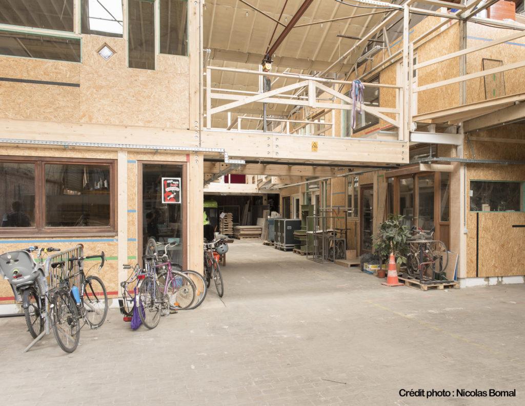Photo du lieu Ateliers Dony - Espaces Mutualisés