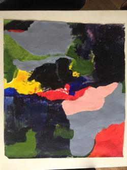 Œuvre de l'artiste Marielle PURNODE