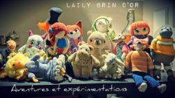 Œuvre de l'artiste Laily Brin d'Or