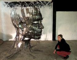 Œuvre de l'artiste Caroline Brisset