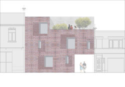 Œuvre de l'artiste Bureau d'architecture N8 – Secteur Architecture & Urbanisme (Faculté des Sciences Appliquées - ULiège)