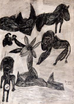 Œuvre de l'artiste Guillaume Paps