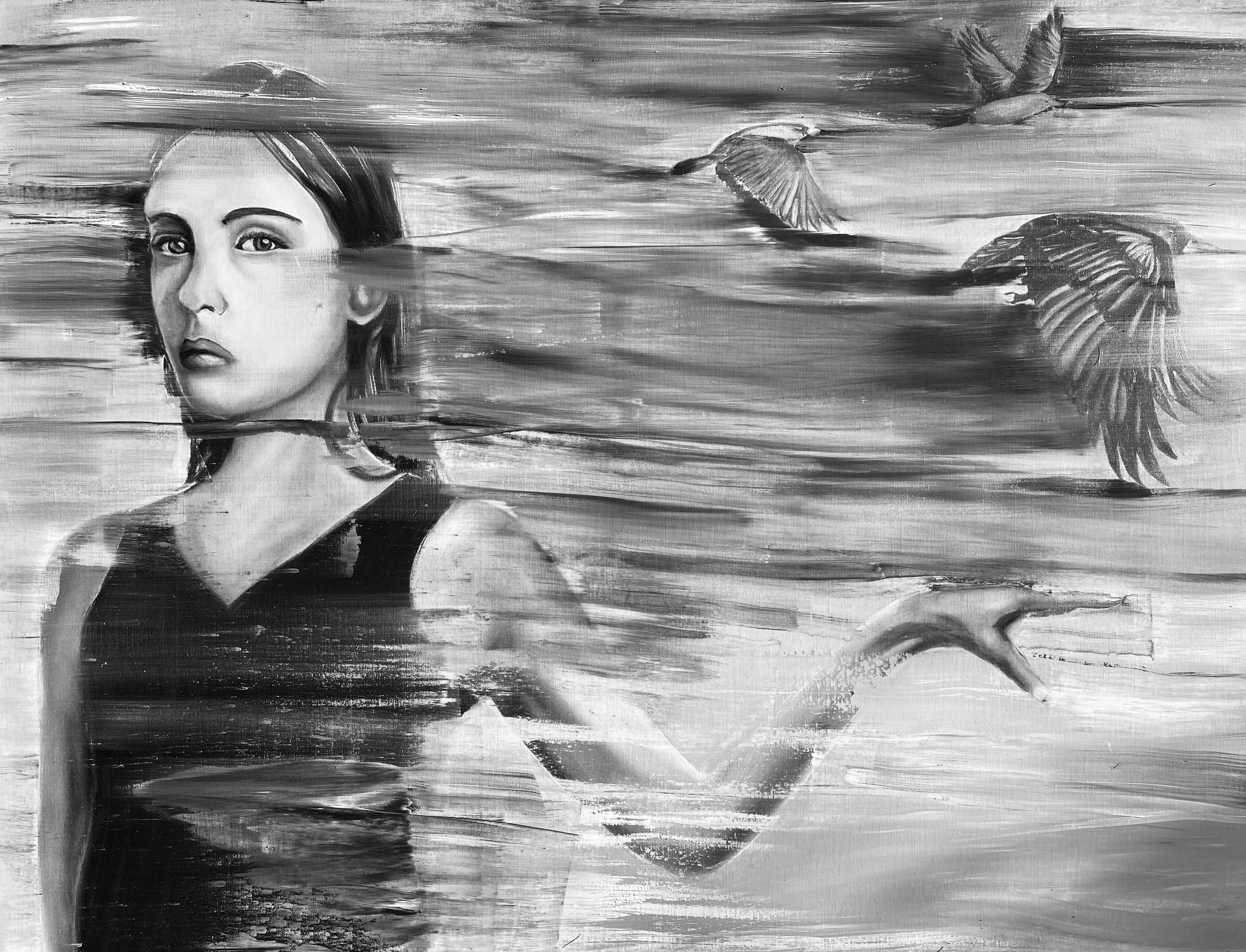 Œuvre de l'artiste Sophie Pirot